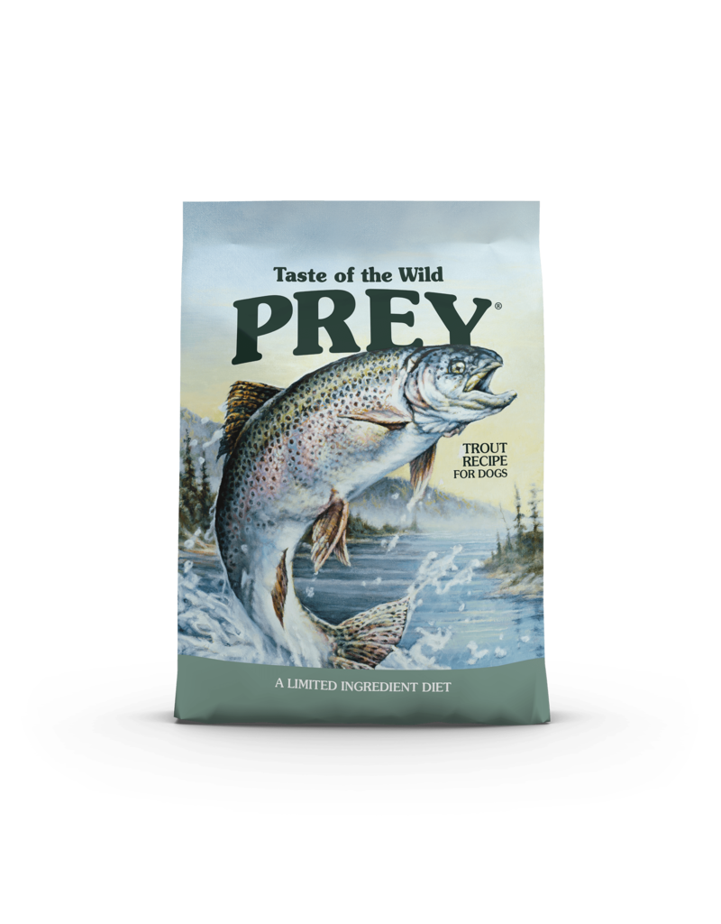 Taste of the Wild Prey Trout Canine