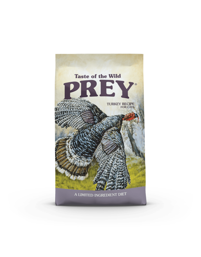 Taste of the Wild Prey Turkey Feline