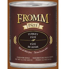 Fromm Turkey Pate' 12.2oz