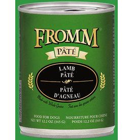 Fromm Lamb Pate' 12.2oz