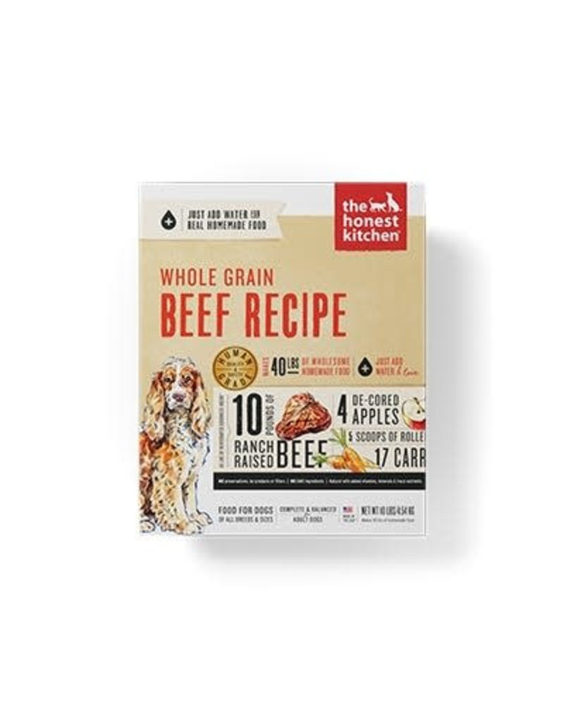 Honest Kitchen Whole Grain Beef
