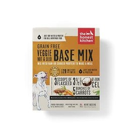 Honest Kitchen Grain Free Veggie & Nut Base Mix