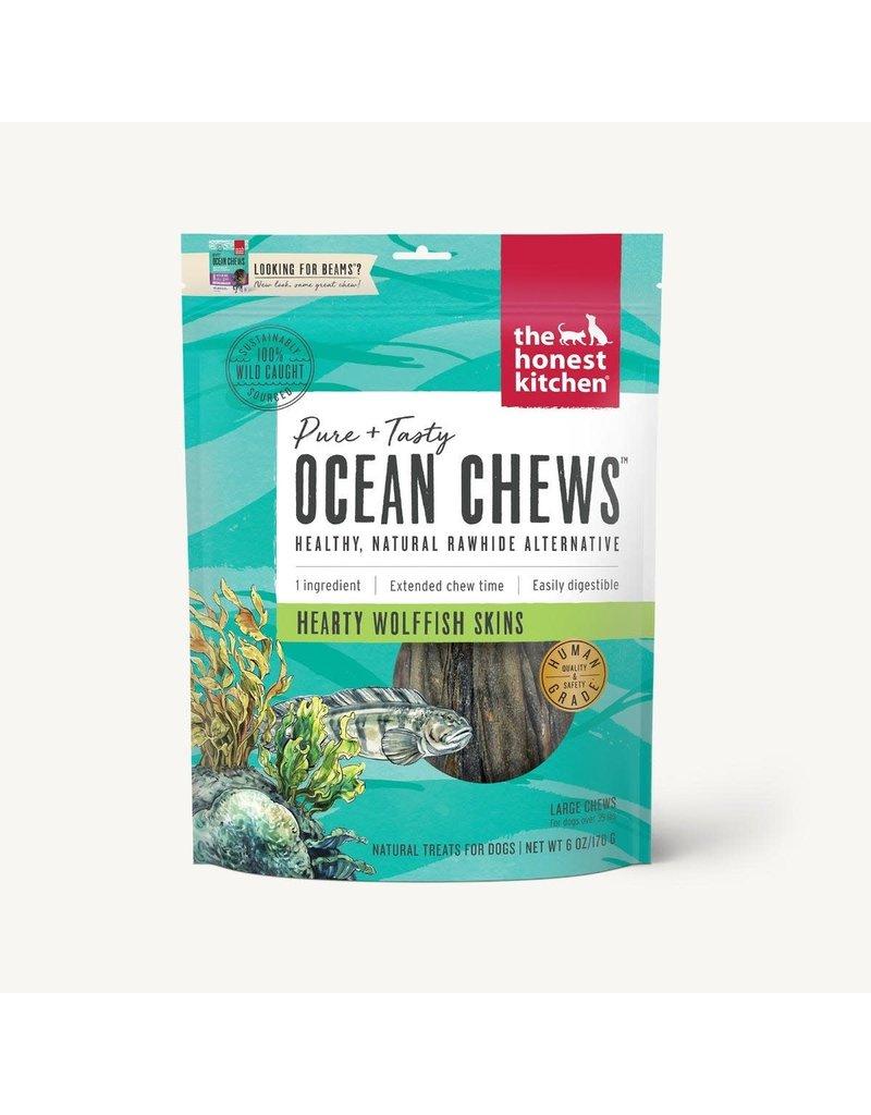 Honest Kitchen Ocean Chews Wolffish