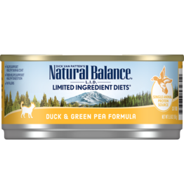 Natural Balance Duck & Green Pea
