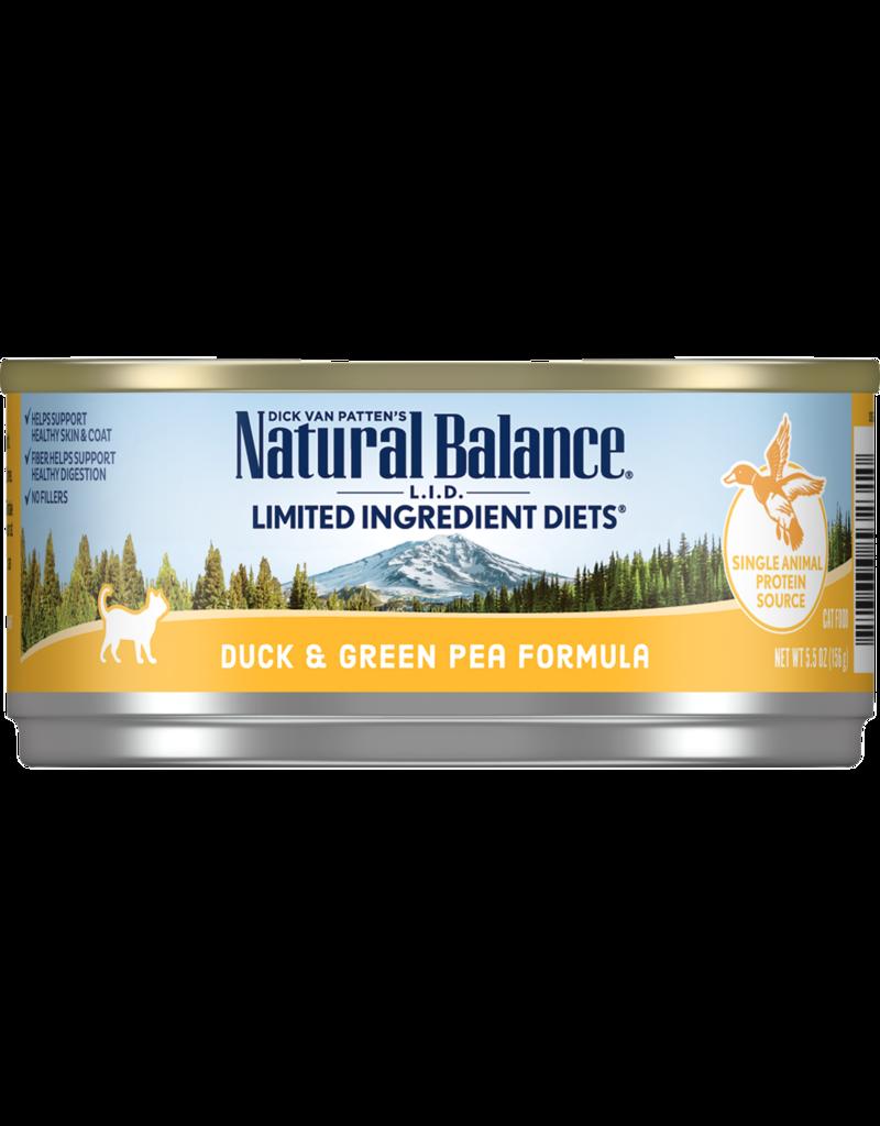 Natural Balance Duck & Green Pea