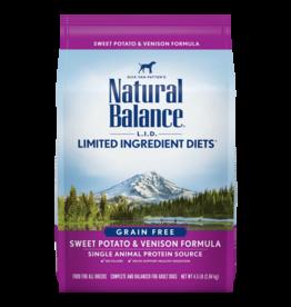 Natural Balance Sweet Potato & Venison