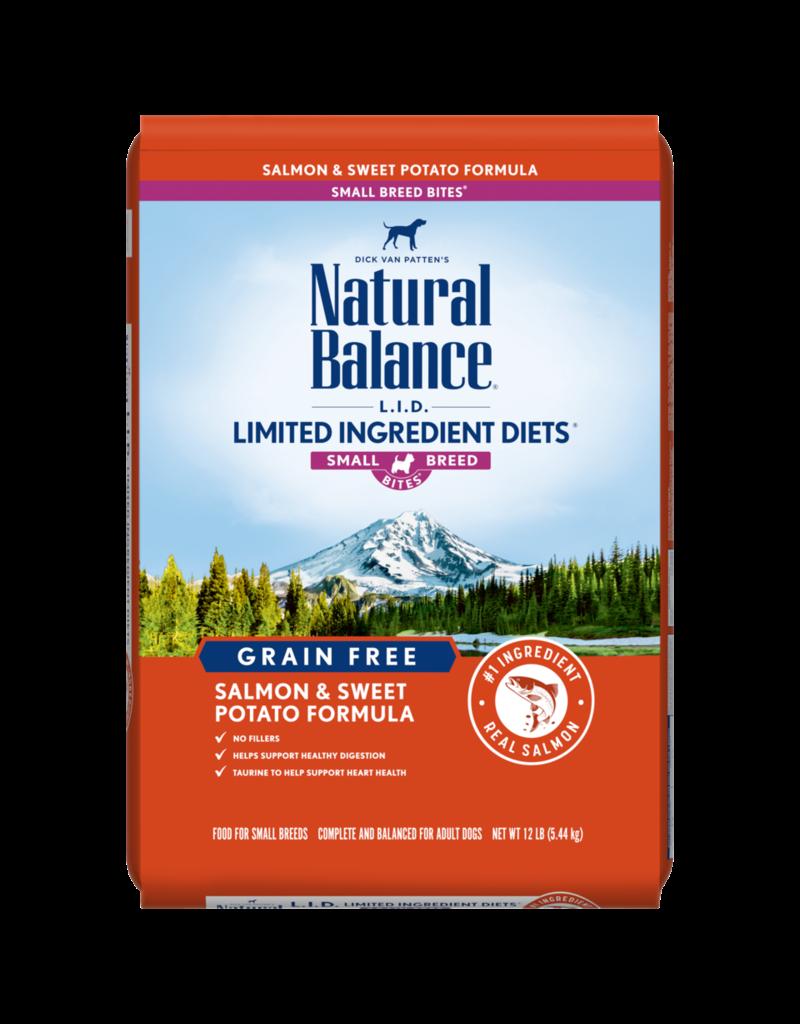 Natural Balance Salmon & Sweet Potato
