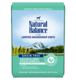 Natural Balance Chicken & Sweet Potato