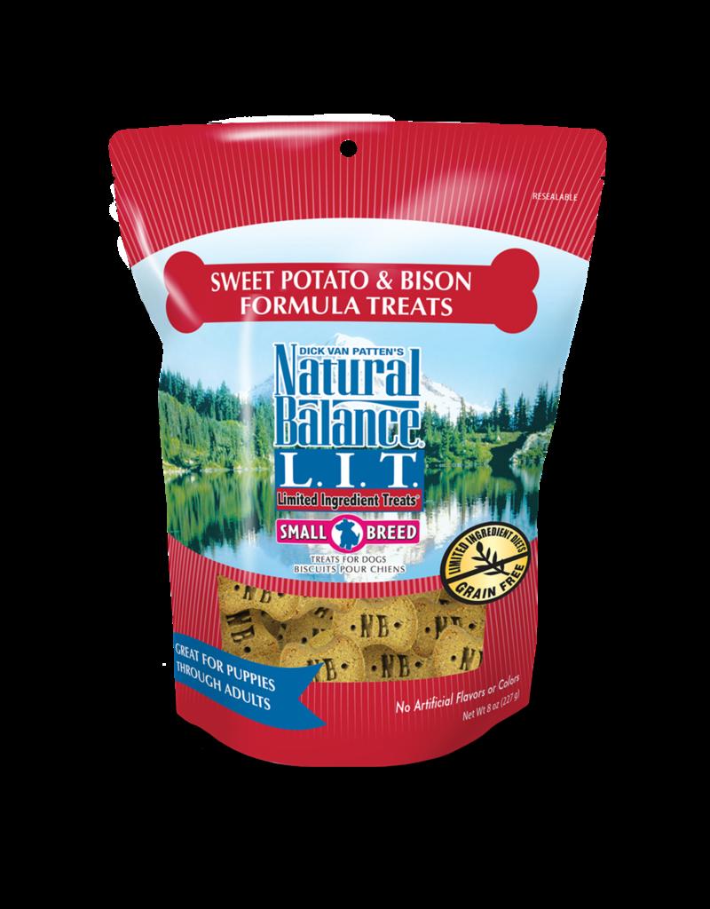 Natural Balance Sweet Potato & Bison Treats