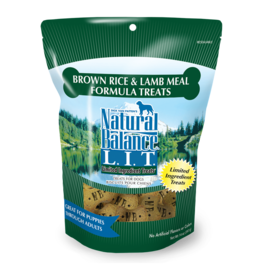 Natural Balance Brown Rice & Lamb Meal Treats