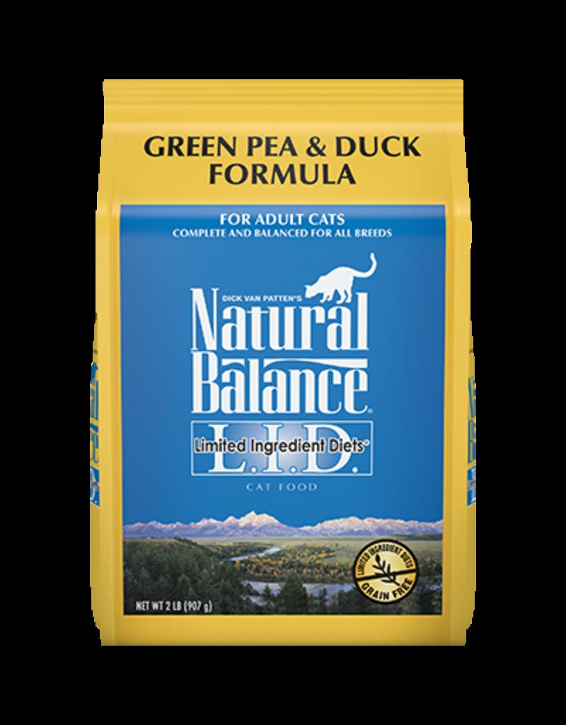 Natural Balance Green Pea & Duck