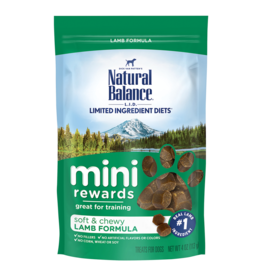 Natural Balance Mini Rewards Lamb 4oz