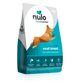 Nulo Frontrunner Small Breed Turkey Whitefish & Quinoa