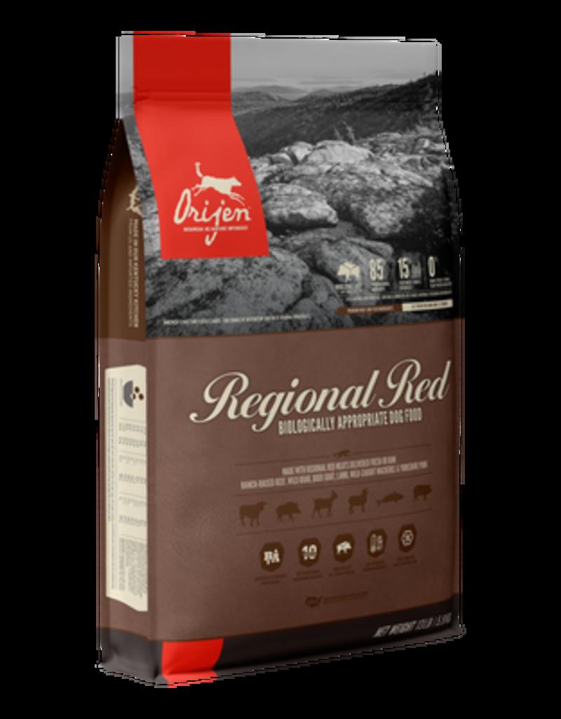 Orijen Regional Red Dog