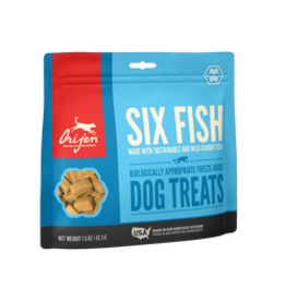 Orijen Six Fish Freeze-Dried Treats