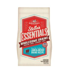 Stella & Chewy's Essentials Grass-Fed Lamb & Ancient Grains