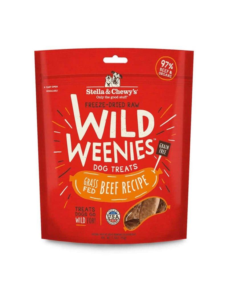 Stella & Chewy's Wild Weenies Grass-Fed Beef