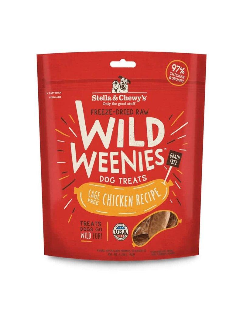 Stella & Chewy's Wild Weenies Cage-Free Chicken