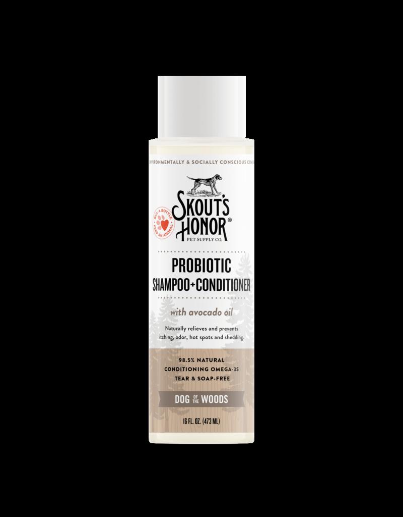Skout's Honor Skout's Honor Probiotic Shampoo & Conditioner