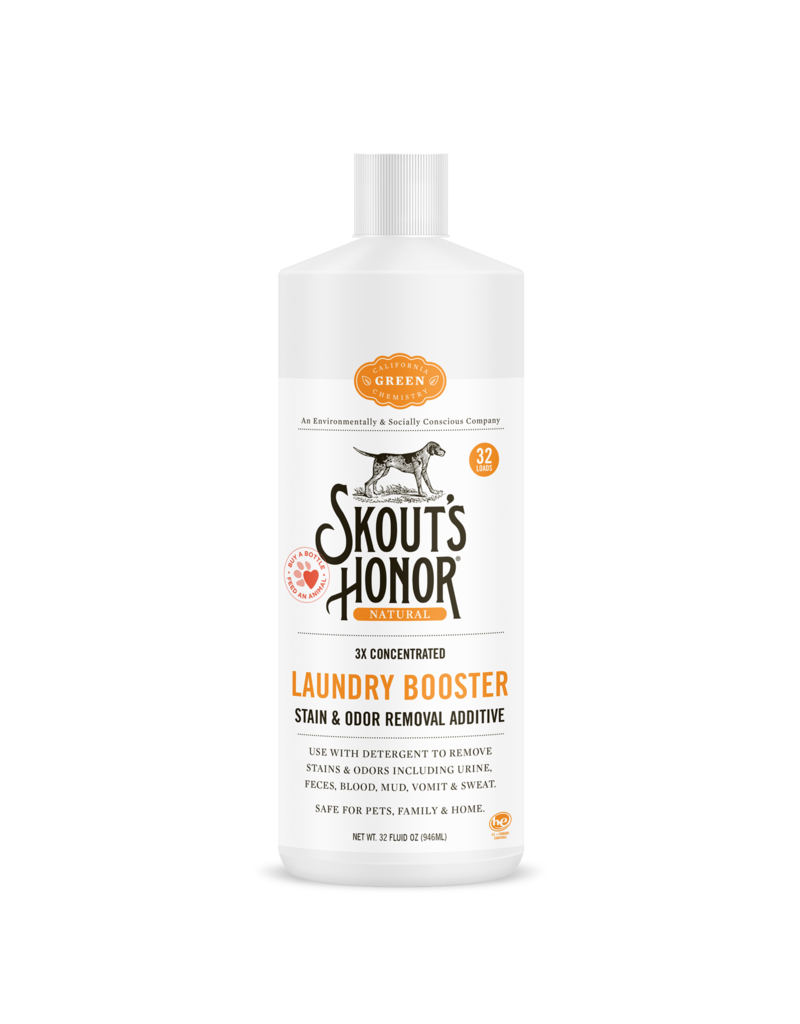 Skout's Honor Laundry Booster 32oz