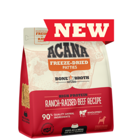 Acana Freeze-Dried Ranch Raised Beef Patties 14oz
