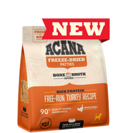 Acana Freeze-Dried Free-Run Turkey Patties 14oz