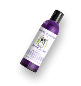The Peaceful Paw Calm Down Anti-Itch Shampoo