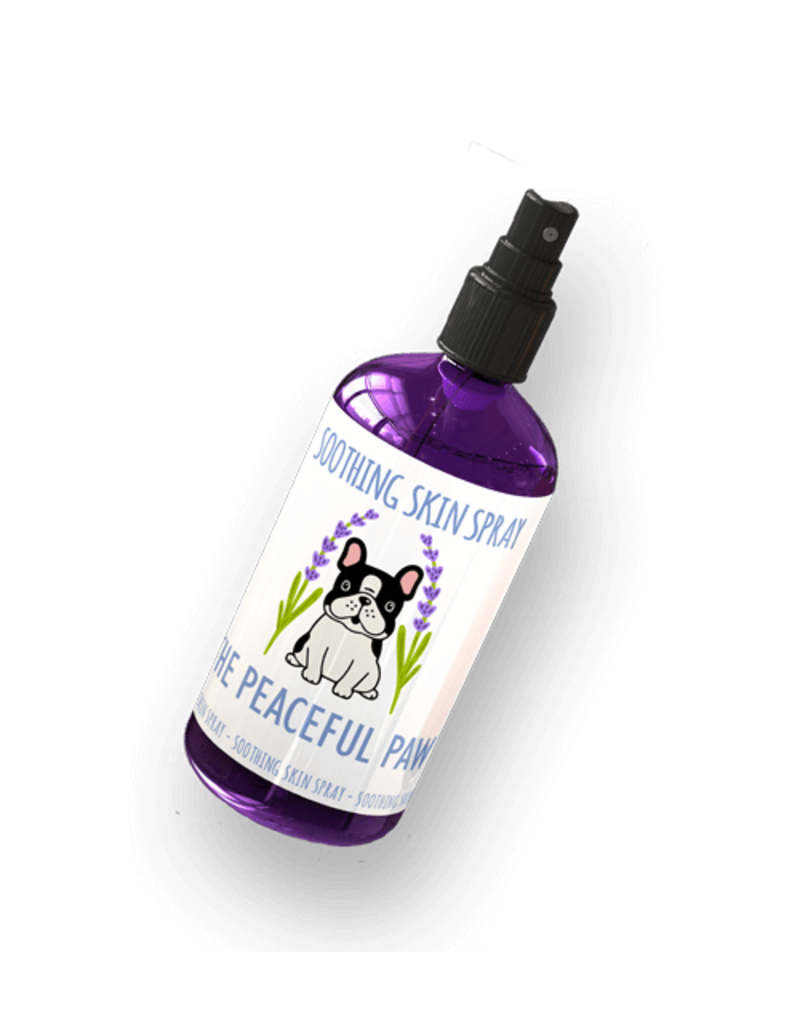 The Peaceful Paw Soothing Skin Spray 4oz