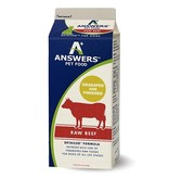Answers Detailed Raw Beef