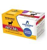 Answers Rewards Raw Goat Cheese