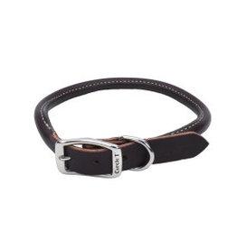 Coastal Leather Round Collar