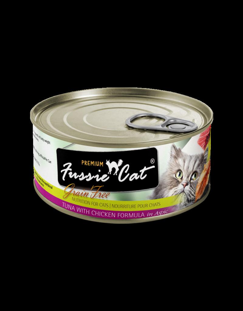 Fussie Cat Tuna with Chicken