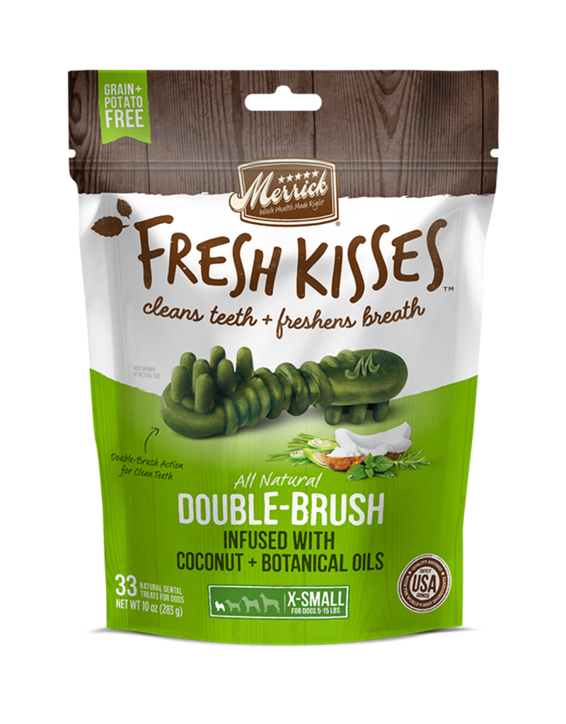 Merrick Fresh Kisses Coconut Oil