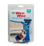 Wee-Wee Diaper Garment