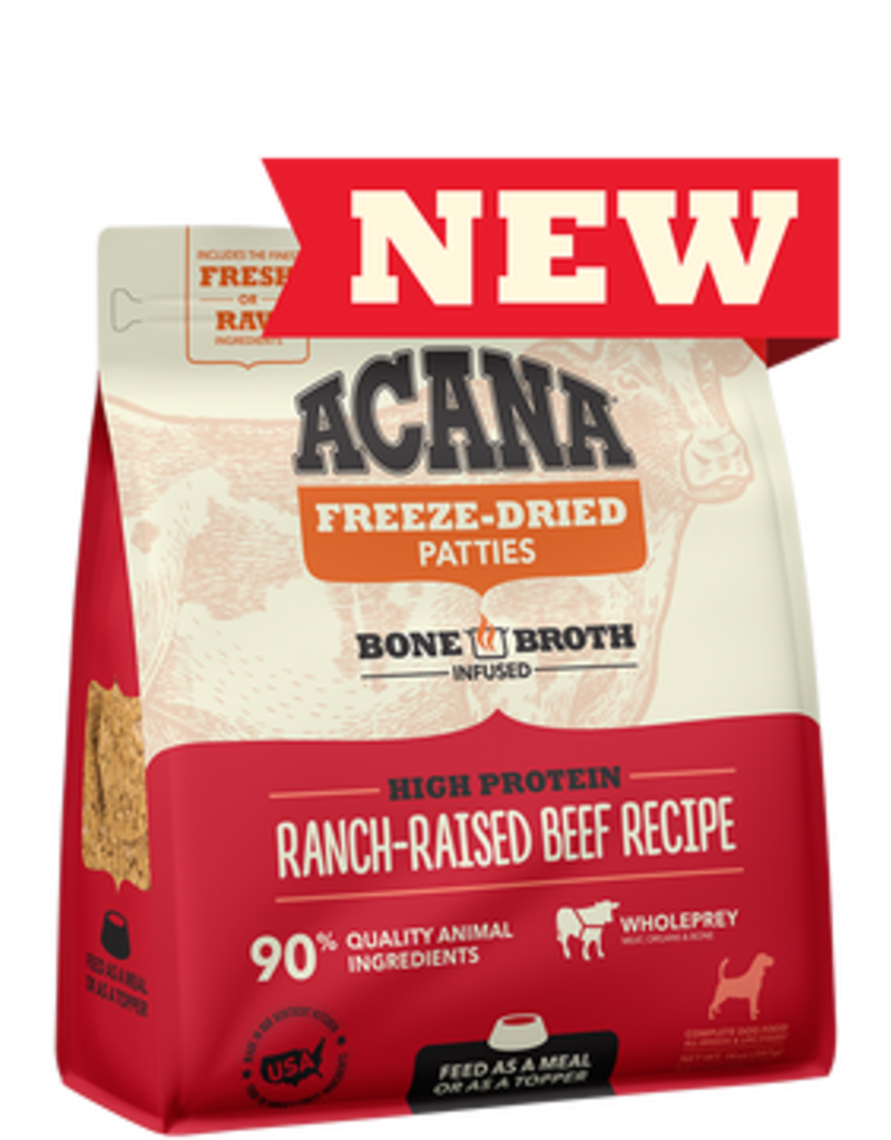 Acana Freeze-Dried Ranch-Raised Beef