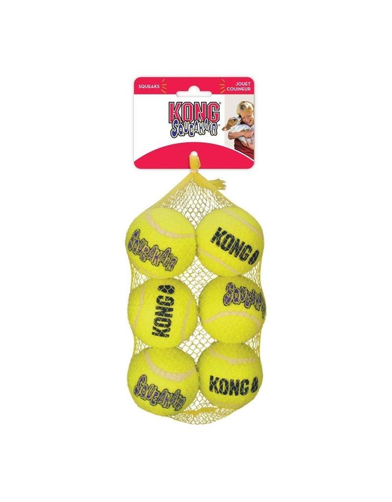 Kong Airdog SqueakAir Tennis Ball