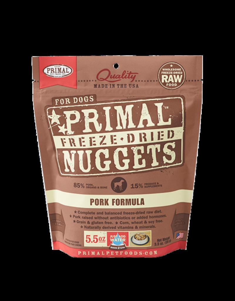 Primal Primal Freeze-Dried Nuggets Pork