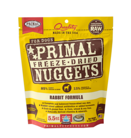 Primal Freeze-Dried Nuggets Rabbit