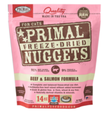 Primal Freeze-Dried Cat Nuggets Beef & Salmon