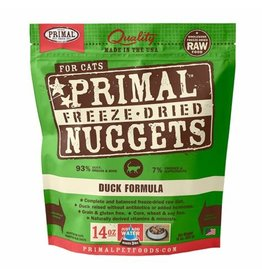 Primal Freeze-Dried Cat Nuggets Duck