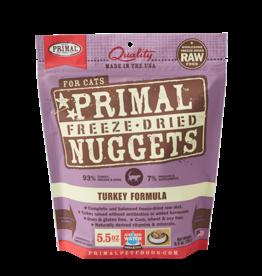 Primal Freeze-Dried Cat Nuggets Turkey