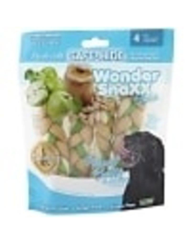 WonderSnaxx Peanut Butter & Apple Braid