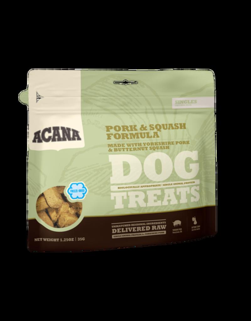 Acana Singles Pork & Squash Treats