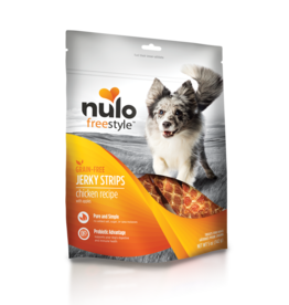 Nulo Freestyle Jerky Chicken with Apples 5oz