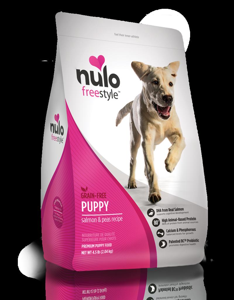 Nulo Nulo Freestyle Puppy Salmon Peas 24lb