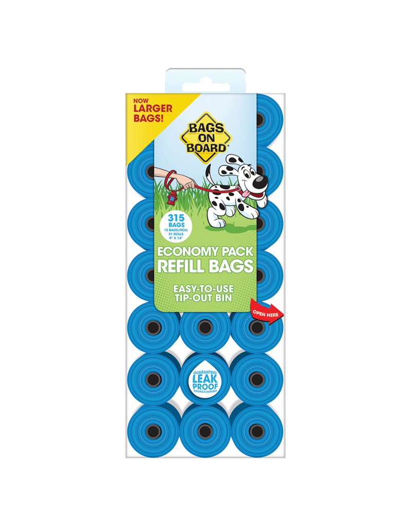 Bags on Board BOB Poop Bag Refills