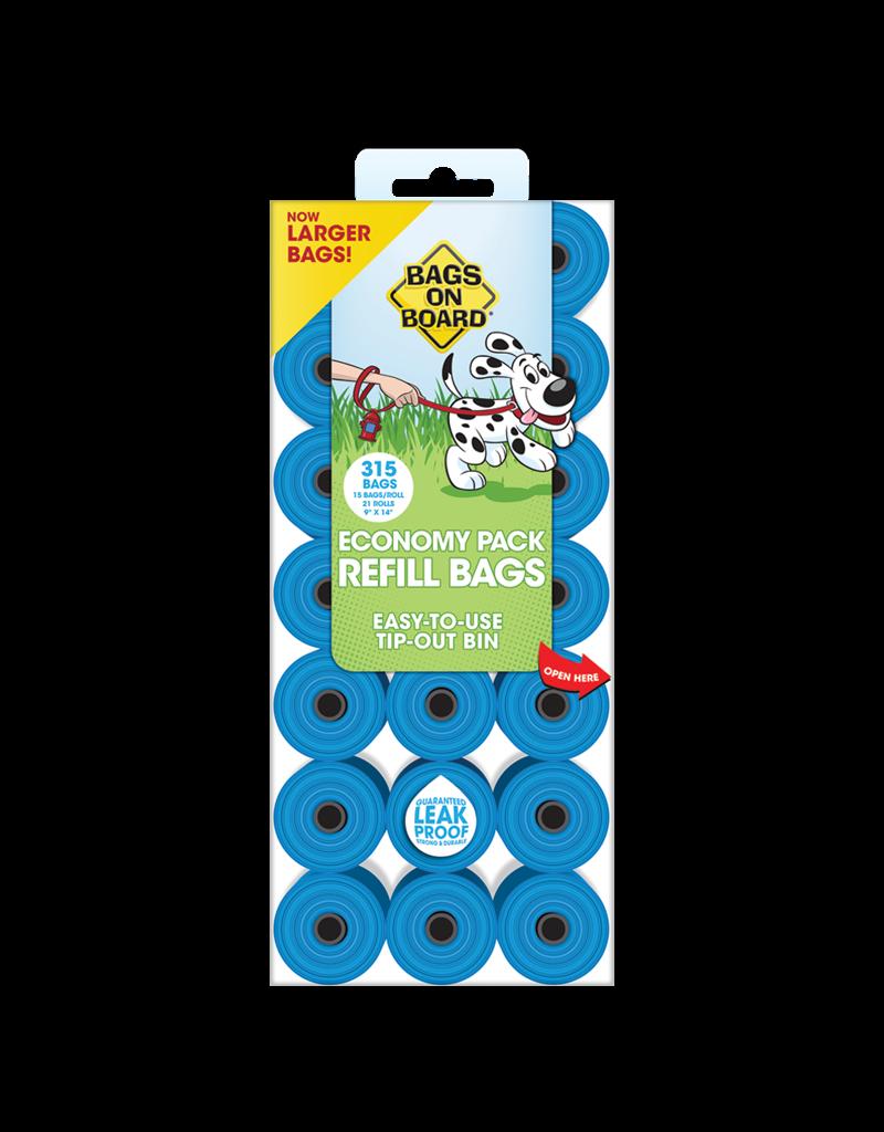 Bags on Board Poop Bag Refills