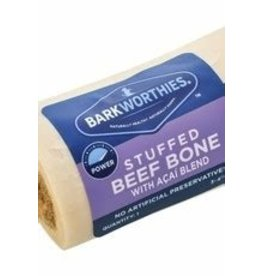 Barkworthies Stuffed Shin Bone