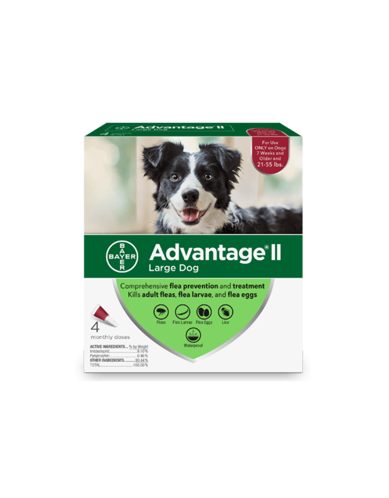 Bayer Advantage II for Dogs