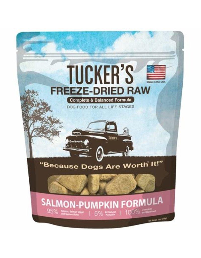 Tucker's Freeze Dried Salmon & Pumpkin 12oz